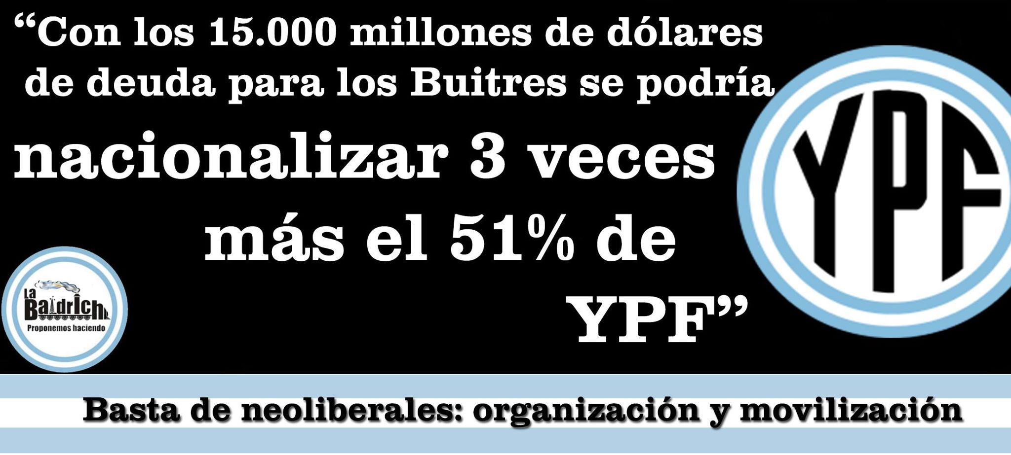 Buitres YPF