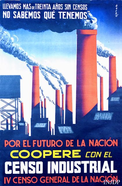 Censo Industrial Peronismo